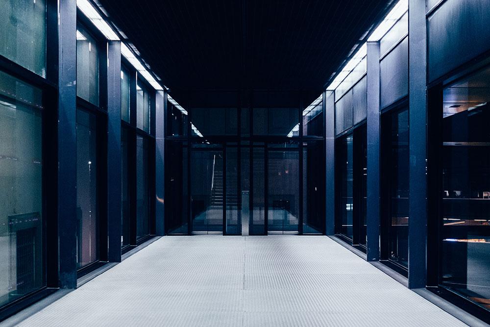Omnikon Notrufzentrale-Hosting Serverraum